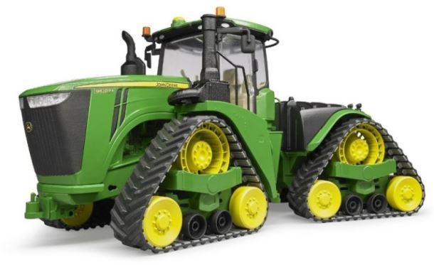 BRUDER - Pásový traktor JOHN DEERE 9620RX