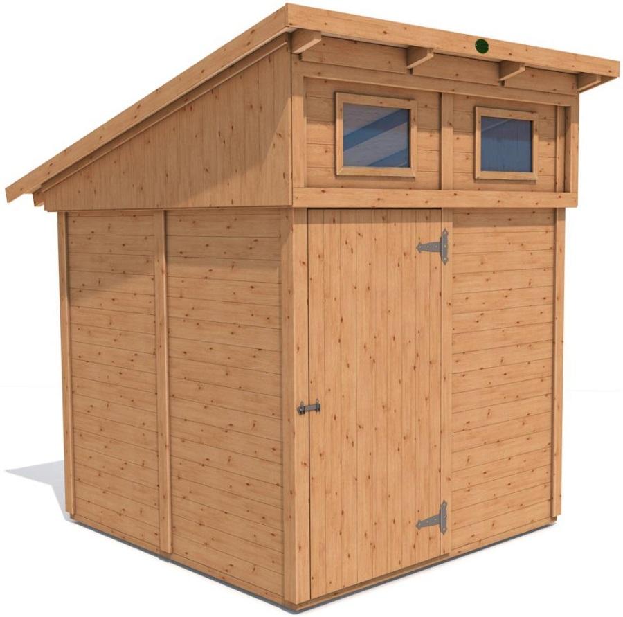 Zahradní domek HEROLD P2222 4,2 m2