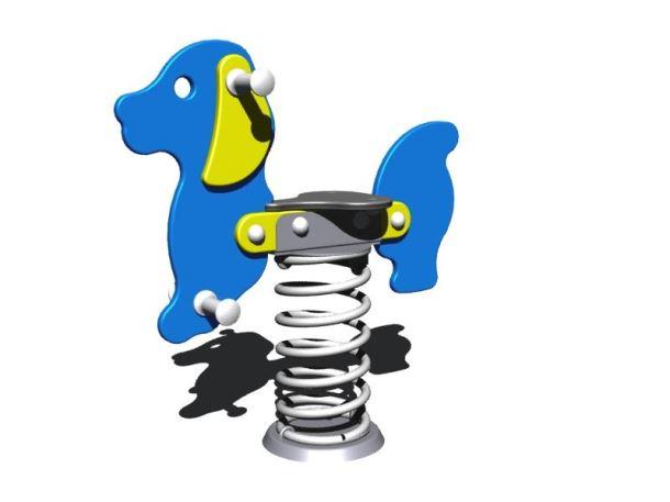 Monkey´s pružinová houpačka pes Bony