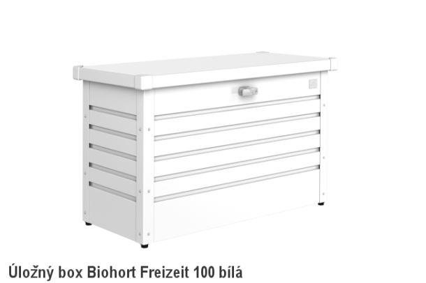 Biohort Úložný box FreizeitBox 100, bílá