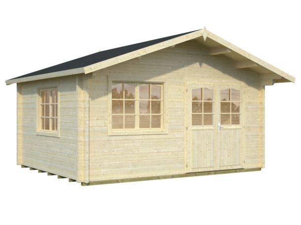 Zahradní domek ANDREA 15,1 m2