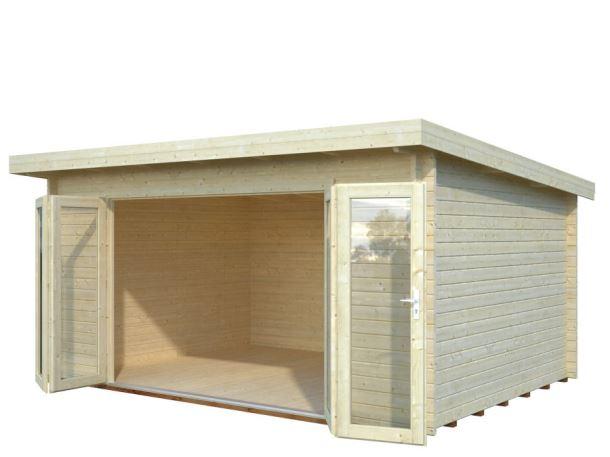 Zahradní domek LEA 14,2 m2