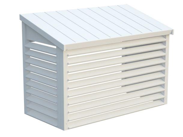 Kryt na tepelné čerpadlo / klimatizaci EDWIN
