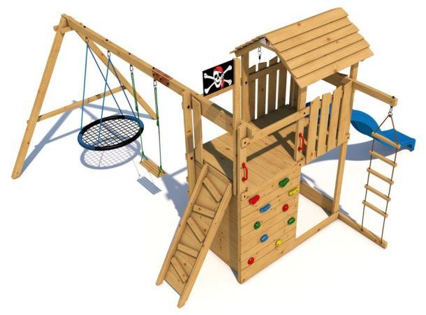 Dětské hřiště Monkey´s Home Velký pirát WILLIAM
