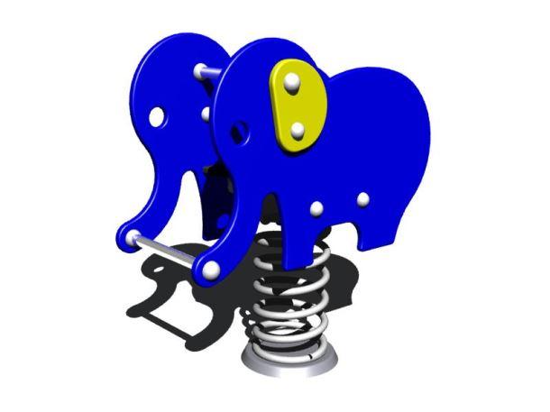 Monkey´s pružinová houpačka slon Bony