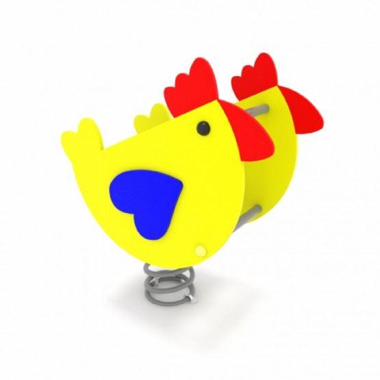 Monkey´s pružinová houpačka Kuřátko