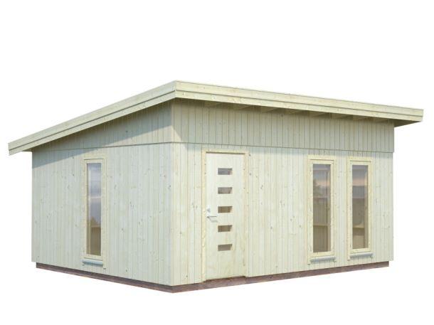 Zahradní dům NORDIC+ ANNIKA 21,5 m2 448x548 cm