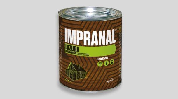 IMPRANAL- Čirá 0,6l-slabovrstvý