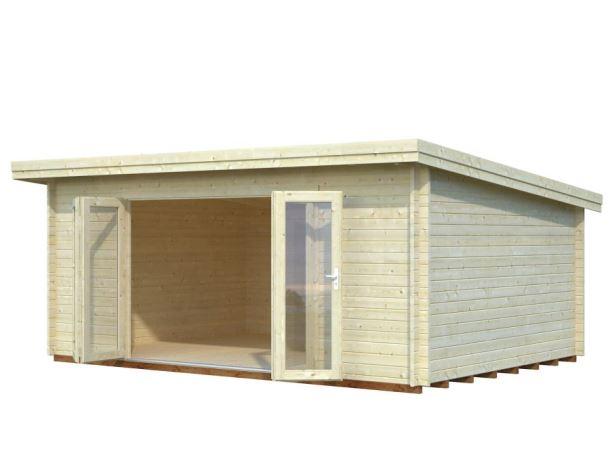 Zahradní domek LEA 19,4 m2