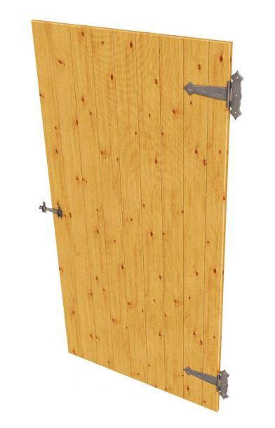 Jednokřídlé dveře navíc pro zahradní domek HEROLD