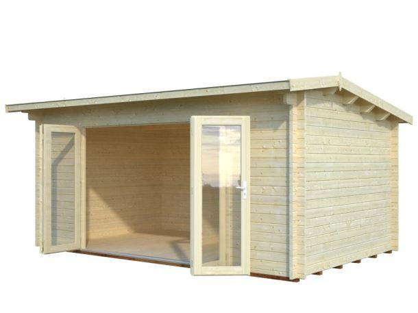 Zahradní domek INES 13,7 m2
