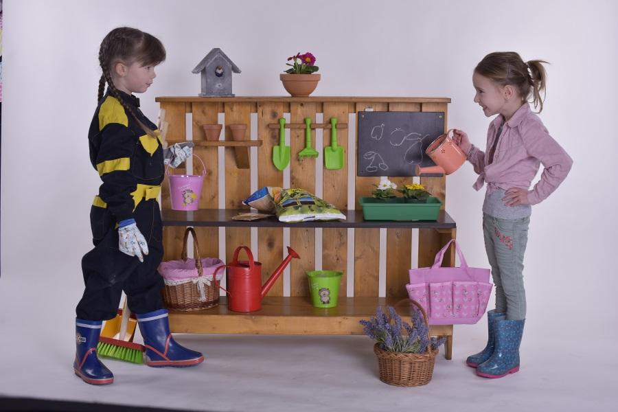 Dětský zahradní stolek Bohoušek