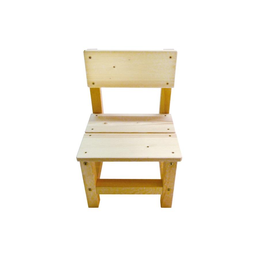 Dětská dřevěná židlička Herold