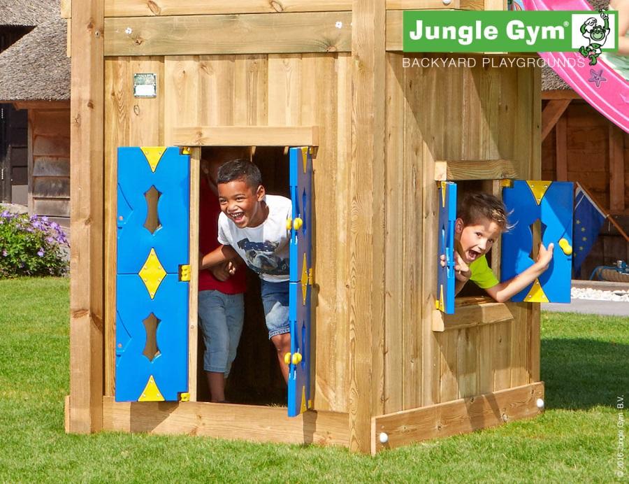 PŘÍSTAVEK K HRACÍ SESTAVĚ Jungle Gym Playhouse pro hřiště Cubby