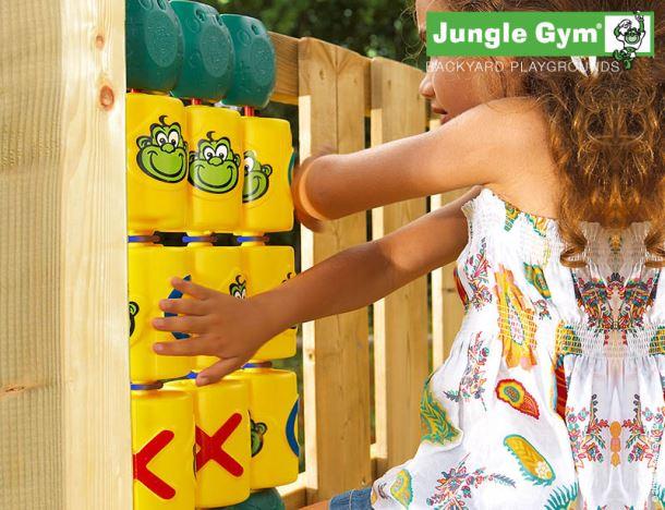 PŘÍSTAVEK K HRACÍ SESTAVĚ Jungle Gym Tic Tac Toe