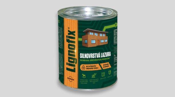 Lignofix silnovrstvá lazura-zl.dub 0,75L