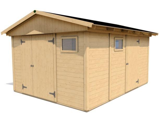 Zahradní domek HEROLD A3344 14,1 m2