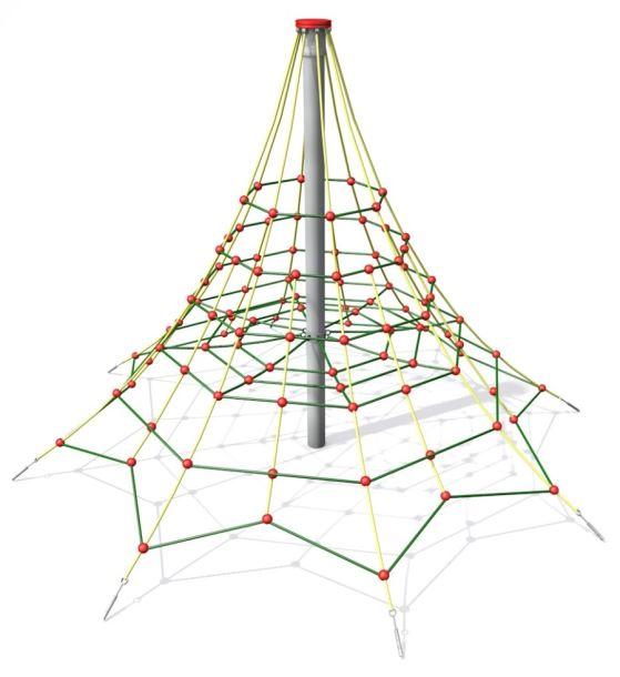 Lanová pyramida Monkey's HEROLD 3200