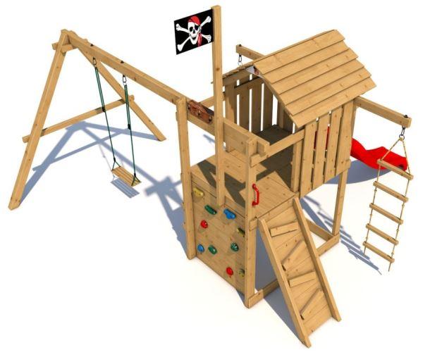 Dětské hřiště Monkey´s Home Malý pirát SAM