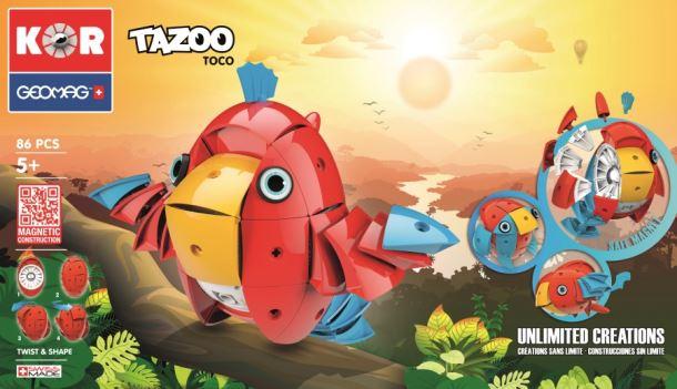 Geomag Tazoo Toco 86ks