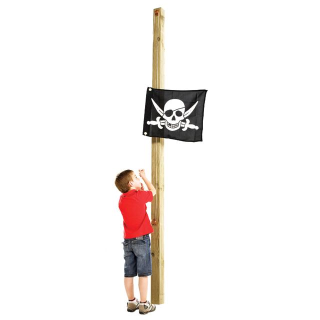 Vlajka STRAŠIDELNÝ DŮM