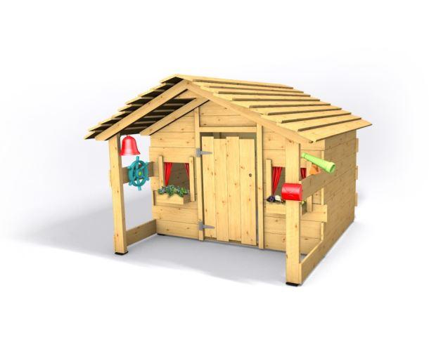 Dětský domeček  Monkey´s Home Forest house 1773