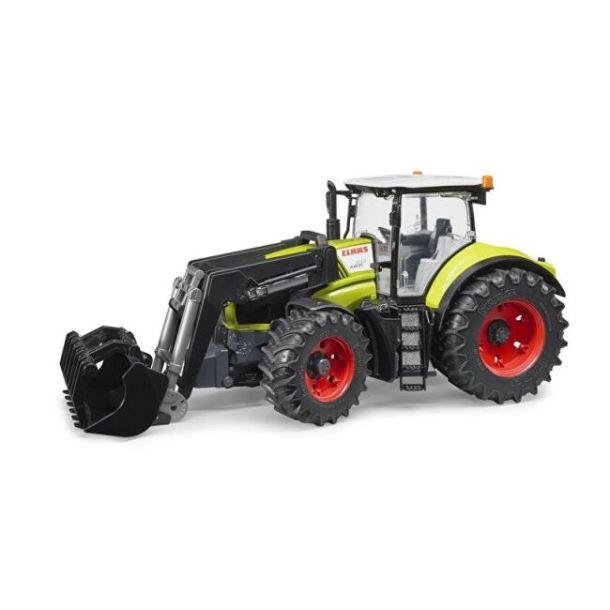 BRUDER Traktor CLAAS AXION 950 s čelním nakladačem
