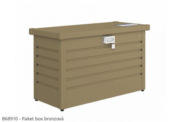 Biohort Box na balíky Paket-Box bronzová metalíza