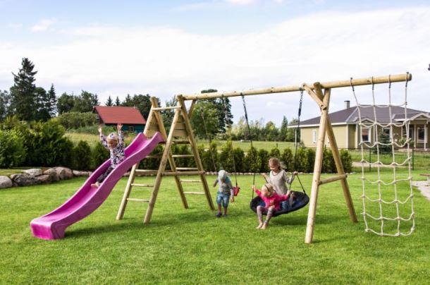 Dětské hřiště s houpačkou Imprest KALEV