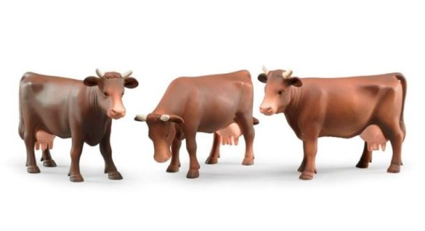 BRUDER - Zvířátko kráva