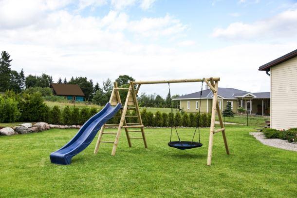 Dětské hřiště s houpačkou Imprest KASPER