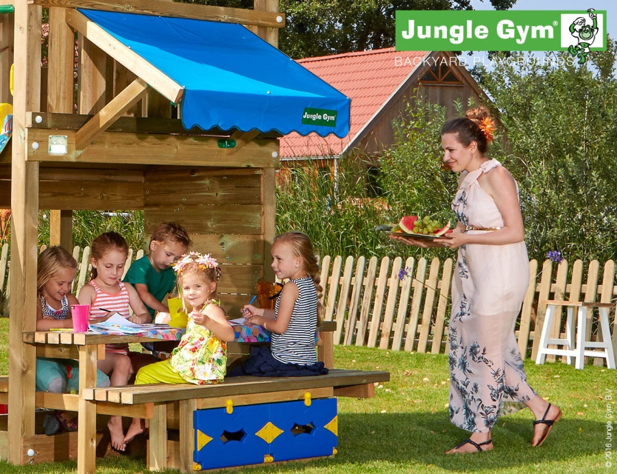 PŘÍSTAVEK K HŘIŠTI Jungle Gym Mini Piknik 160cm