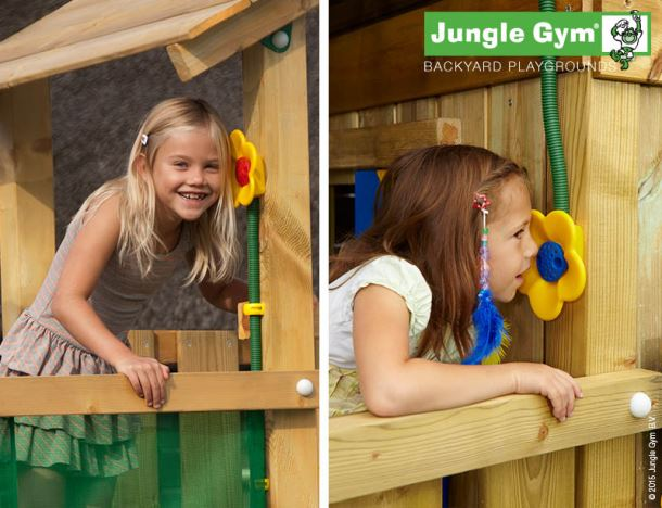 PŘÍSTAVEK K HRACÍ SESTAVĚ Jungle Gym Talking Tube
