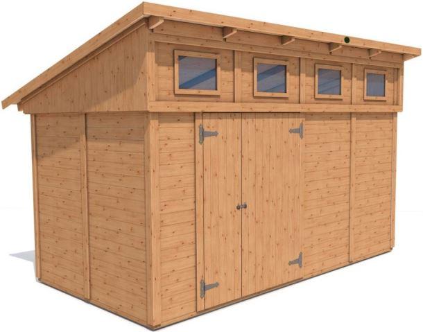 Zahradní domek HEROLD P4422 8,5 m2