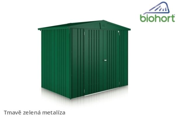 Biohort Zahradní domek EUROPA 2A, tmavě zelená
