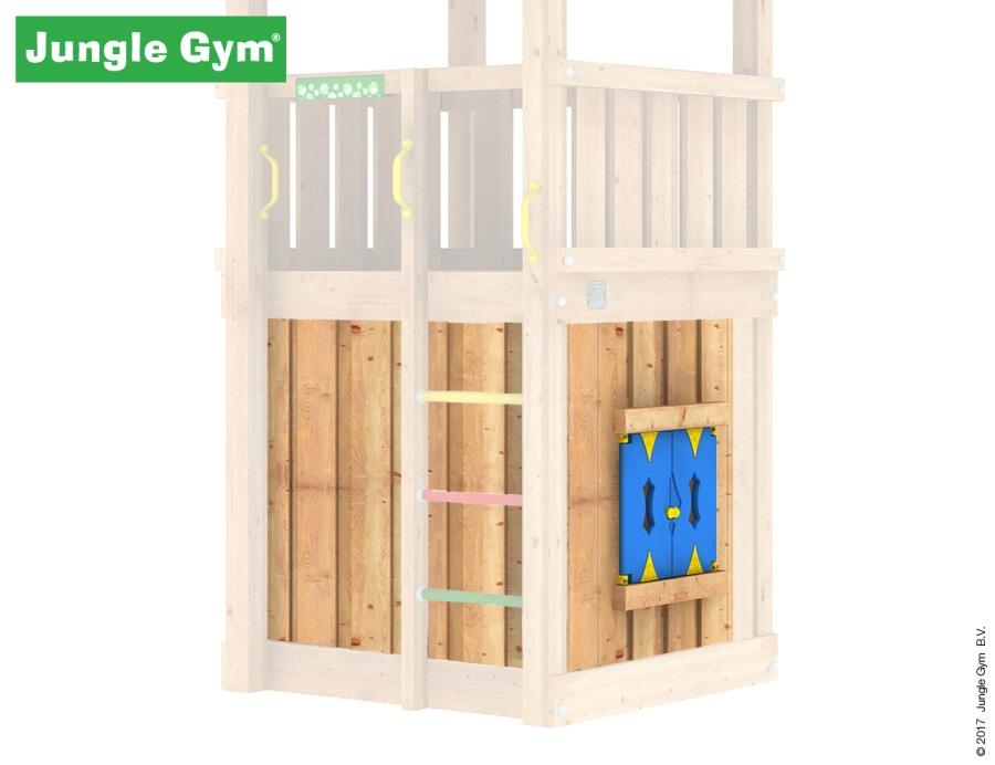 PŘÍSTAVEK K HRACÍ SESTAVĚ Jungle Gym Playhouse pro hřiště Castle
