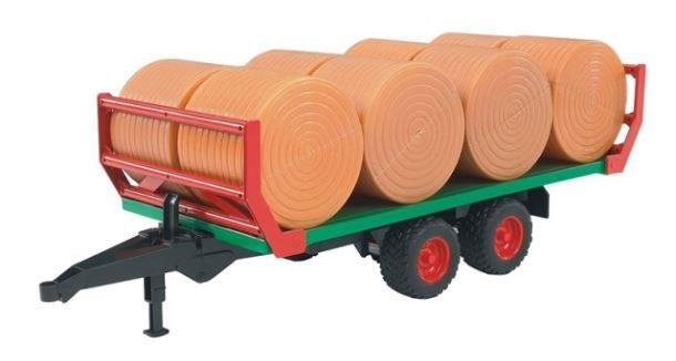 BRUDER - Přepravník na balíky