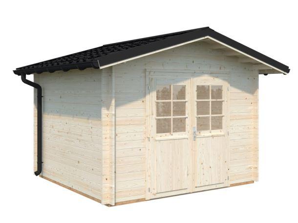 Zahradní domek Tina 7,5 m2