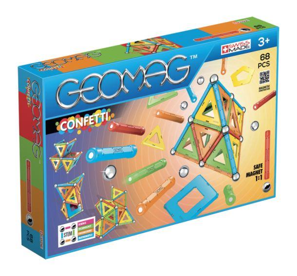 Geomag Confetti 68ks