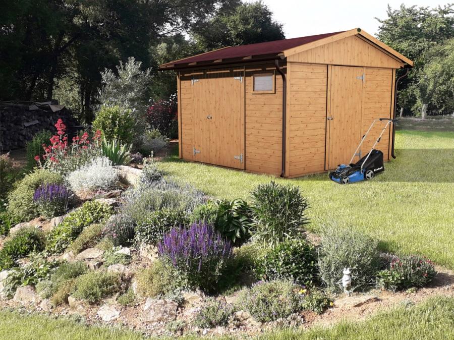 Zahradní domek HEROLD A3333B 9,6 m2