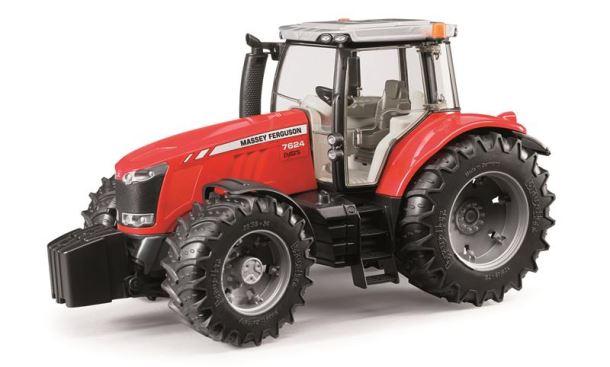 BRUDER - Traktor Massey Ferguson