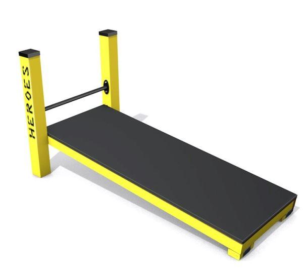 Monkey HEROES - Fitness Lavice
