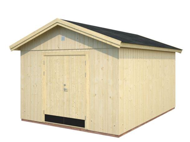 Zahradní nářaďový domek Martin 13,6 m2