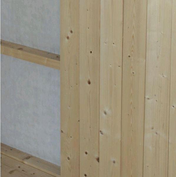 Vnitřní obložení k domku 10,3 m2 a 13,8 m2