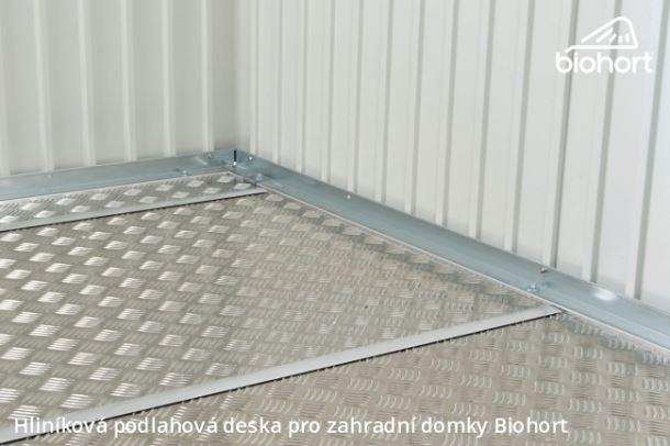 Biohort Hliníková podlahová deska pro HIGHLINE® H2, AVANTGARDE A3/A5 a PANORAMA P2