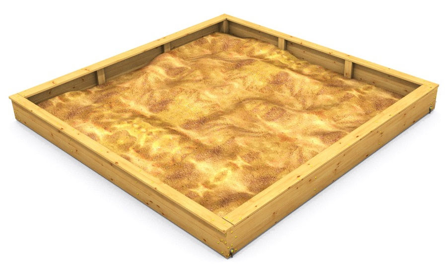 Monkey's pískoviště SMALL 200 x150 cm