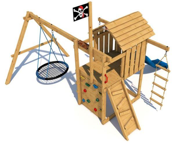 Dětské hřiště Monkey´s Home Malý pirát JIM