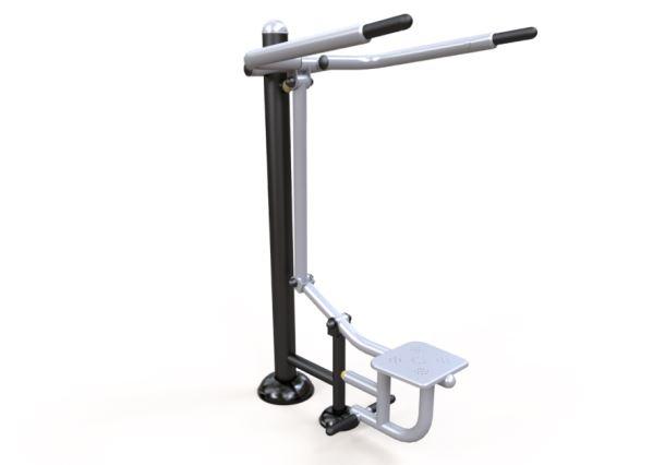Fitness stroj - Posilovací stroj Horních končetin