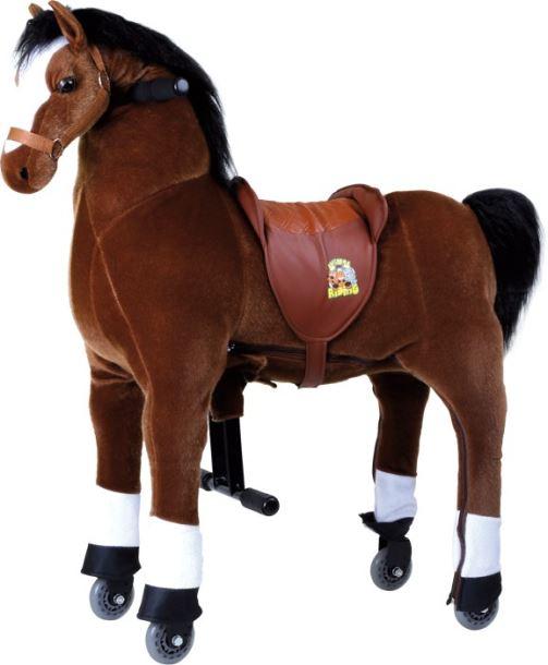Jezdecký kůň Blesk