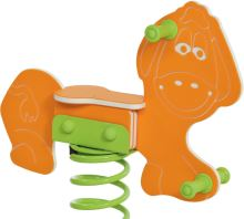 Houpačka pružinová Monkey's Oslík